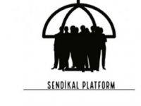Sendikal Platform Arıklı'yı Eleştirdi, El-Sen'e Destek Belirtti