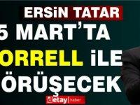 Tatar, 5 Mart'ta Borrell'i kabul edecek