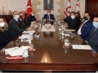 Cumhurbaşkanı Tatar, 5+BM Öncesinde Akademisyenlerle Bir Araya Geldi