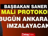 2021 yılı Türkiye-KKTC İktisadi ve Mali İşbirliği Anlaşması bugün Ankara'da imzalanacak