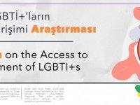 LGBTİ+'ların İstihdama Erişimi ve Emek Piyasası Deneyimleri Araştırması Başladı