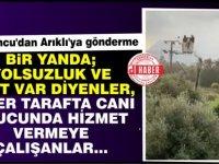 EL-SEN eski Başkanı Kalyoncu:Aldığınız maaşı siz de hak edip gereğini yapın beyler ya da en azından susun artık!