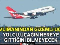 Havayolu şirketinden 'gizemli uçuş' kampanyası:Uçağın nereye ineceğini bilmeyeceksiniz