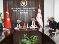 Bakan Çavuşoğlu: Rekreasyon Alanı Girne'ye Nefes Olacak