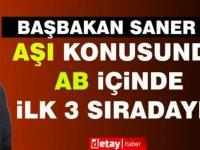 """Başbakan Saner: """"Türkiye Cumhuriyeti bütçemize 3 milyar 250 milyon tl katkı sağlıyor"""""""