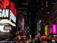 New York'ta 'Stop Erdoğan' ilanı
