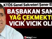 Elcil:Tatarve Saner de AKP'nin memuru olmanın en güzel örneklerini sergilemektedirler.