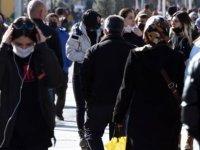 Türkiye'de bugün: 63 bin 82 kişinin testi pozitif,289 kişi hayatını kaybetti