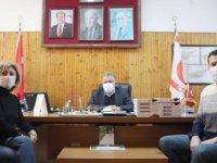 TIP-İŞ'ten  Anafartalar Lisesi'ne tablet bağışı