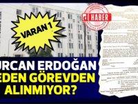 Gürcan Erdoğan neden görevden alınmıyor?