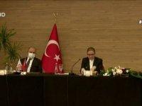 Pekcan:Amacımız KKTC'de üretilen ürünlerin diğer ülkelere sorunsuz ihracatının gerçekleştirilmesi