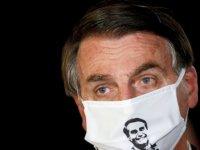Brezilya Devlet Başkanı Bolsonaro Covid-19 salgınıyla ilgili halktan 'sızlanmayı bırakmalarını' istedi
