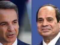 Doğu Akdeniz: Türkiye'nin 'Mısır açılımı' Yunanistan'ı harekete geçirdi, Miçotakis Sisi'yi aradı