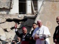 Papa'dan Erbil ve Musul'a ziyaret