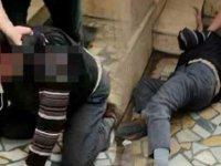 Bursa'da küçük kızı taciz eden şüpheliye meydan dayağı