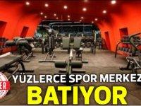 Kuzey Kıbrıs Türk Cumhuriyeti Halter ve Vücut Geliştirme Federasyonu:Binlerce çalışan ailesine bakamıyor!