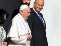 Irak'taki Temaslarını Bitiren Papa Ülkesine Döndü