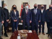 Memur-Sen Başbakan Saner İle Görüştü