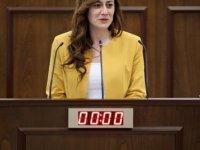 Kadın Milletvekilleri Kürsüde Kadın Sorunlarına Dikkat Çekti