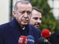 """Erdoğan: """"Akdeniz'i daima bir barış ve refah havzası olarak görüyoruz"""""""