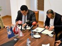 DAÜ ile LTB arasında iş birliği protokolü imzalandı