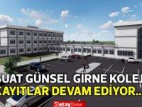 Dr. Suat Günsel Girne Koleji'ne Kayıtlar Devam Ediyor...
