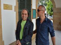 Uyuşturucudan tutuklanan Barbaros Şansal ile ilgili şok görüntüler
