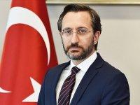 TC Cumhurbaşkanlığı İletişim Başkanı Altun:Kıbrıs'ta kalıcı barış ve istikrar için tek çare iki devletli bir yapıdır