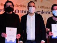 Şehrin Müzisyenleri Bandabuliya Sahnesi'nde sanatlarını icra ediyor