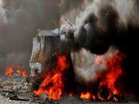 Halep'te varil bombalı saldırı: 54 can kaybı