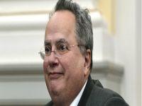 Yunanistan Dışişleri Bakanı Nikos Kocas'ın Türkiye temasları Rum basınında