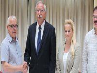 Girne Belediyesi ile Dev-İş toplu iş sözleşmesi imzaladı