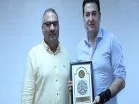 DAÜ İletişim, Kariyer Haftası'nda Serdar Cebe'yi ağırladı