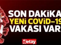 Dışişleri Bakanlığı'ndan Covid-19 pozitif vaka