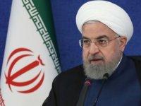 İran Cumhurbaşkanı Ruhani, özel sektöre aşı satın alma izni verildiğini açıkladı