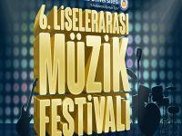 """Gençler """"DAÜ VI. LİSELERARASI MÜZİK FESTİVALİ""""nde buluşuyor"""