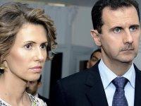 Suriye Devlet Başkanı Beşşar Esad ve eşi Esma Esad Covid-19'u atlattı