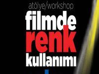 """YDÜ'de  """"Filmde Renk Kullanımı/ Colour Correction"""" Atölye Çalışması"""