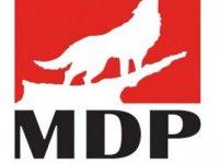 """MDP: """"İsrail'in hukuka aykırı uygulamalarına karşı uluslararası toplum harekete geçmeli"""""""