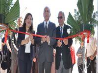 """DAÜ'de """"3. Uluslararası Kariyer Fırsatları Forumu ve Kıbrıs Türk Ürünleri Fuarı"""" açıldı"""