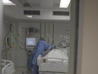27 yaşındaki Covid hastası yoğun bakıma alındı