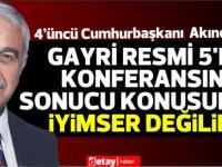 4'üncü Cumhurbaşkanı Mustafa Akıncı Fileleftheros'a konuştu