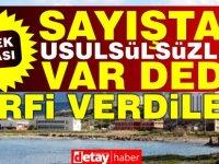 """Sayıştay """"usulsüzlük var"""" dedi  Kıb-Tek'de ise terfi verdiler!"""