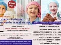 Kemal Saraçoğlu Lösemili Çocuklar ve Kanserle Savaş Vakfı'ndan Fitre Bağışı çağrısı