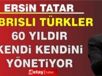 Cumhurbaşkanı Tatar, Lefke Kalkındırma Derneği heyetini kabul etti