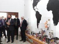 TBB Heyeti, Başkan Sadıkoğlu'nu Ziyaret Etti