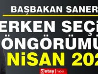 Saner: UBP olarak erken seçimin Nisan 2022'de yapılmasını öngörüyoruz