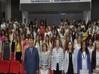 DAÜ'de Uluslararası Hemşireler Günü etkinliği düzenlendi
