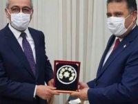 Türkiye Belediyeler Birliği'nden KKTC'ye Ziyaret