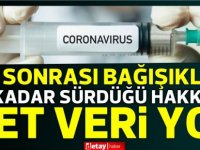 Prof. Dr. Kaya uyardı: Aşı sonrası bağışıklığın ne kadar devam ettiğine ilişin net veri yok, önlemlere dikkat etmeliyiz